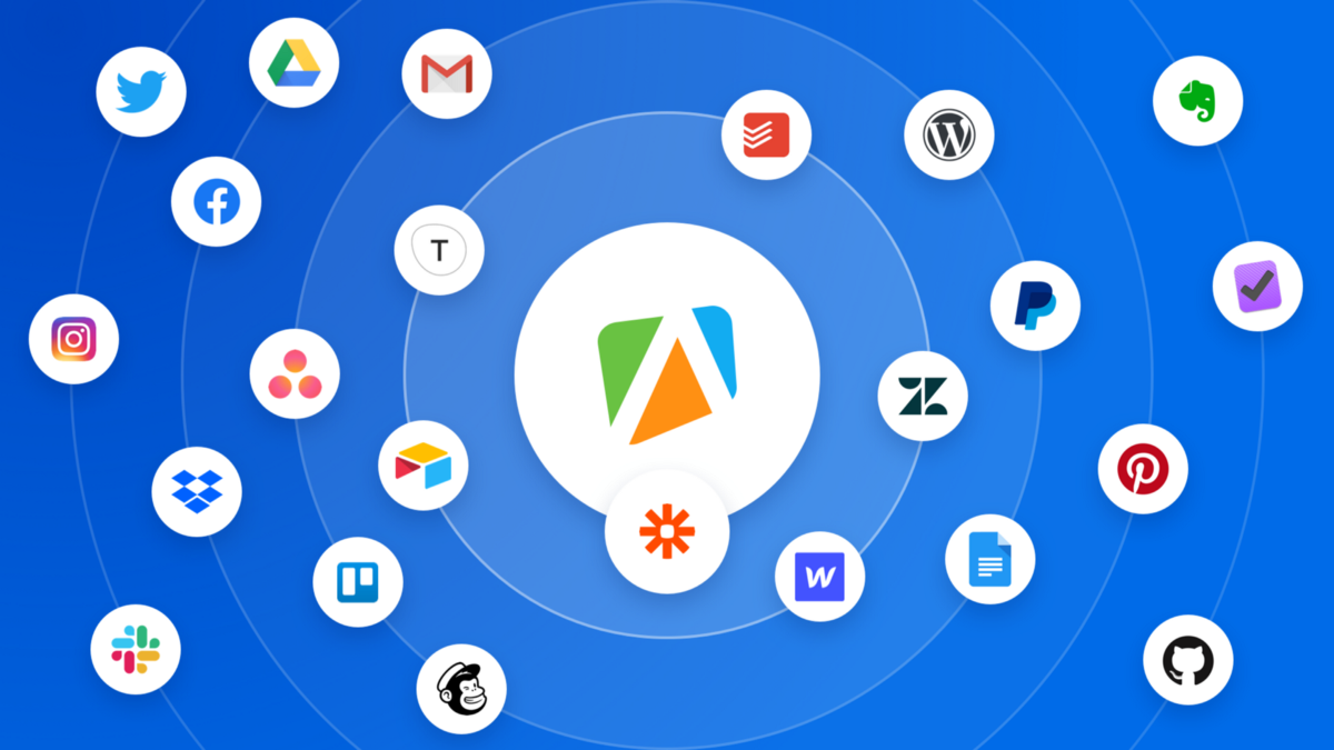The new version of Apify integration for Zapier is out!